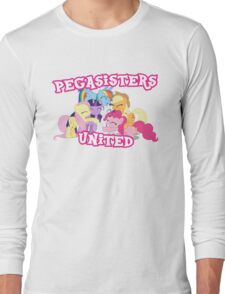 PEGASISTERS UNITED - LIMITED EDITION Long Sleeve T-Shirt
