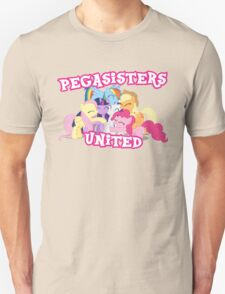 PEGASISTERS UNITED - LIMITED EDITION Unisex T-Shirt