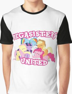 PEGASISTERS UNITED - LIMITED EDITION Graphic T-Shirt