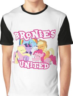 BRONIES UNITED - LIMITED EDITION Graphic T-Shirt
