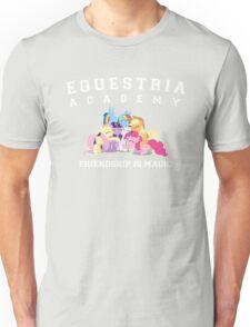 EQUESTRIA ACADEMY - LIMITED EDITION Unisex T-Shirt