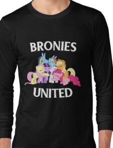 BRONIES UNITED - LIMITED EDITION Long Sleeve T-Shirt