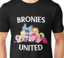 BRONIES UNITED - LIMITED EDITION Unisex T-Shirt
