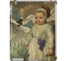 Intense Eyes iPad Case/Skin
