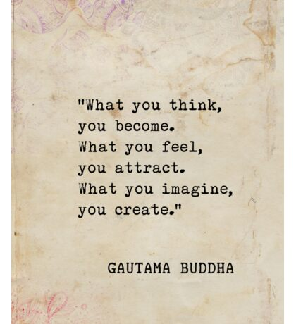 Gautama Buddha  Sticker