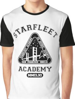 STARFLEET ACADEMY - LIMITED EDITION Graphic T-Shirt