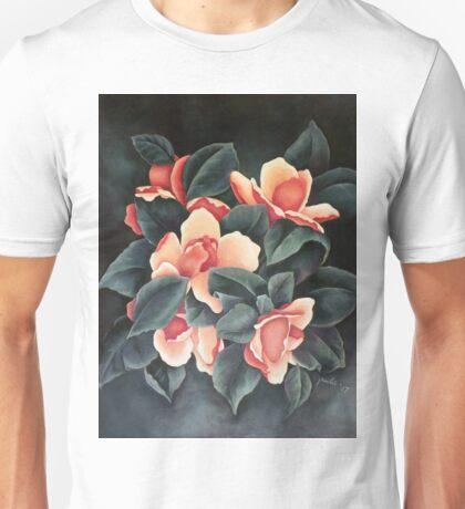 Pink Magnolia - Magnolia Rosa - Magnolia Rose (Original) Unisex T-Shirt