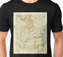 USGS TOPO Map Arizona AZ Camp Verde 315339 1936 125000 Unisex T-Shirt