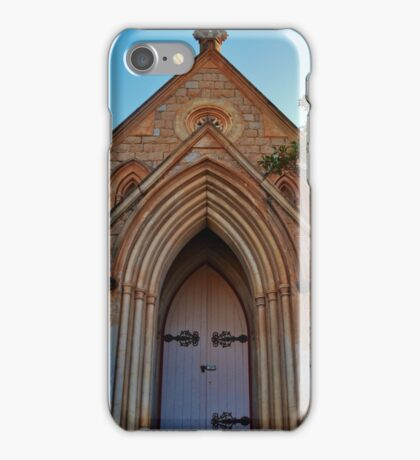 The Old Chapel iPhone Case/Skin