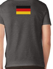 Germany Weltmeisterschaft Fahne Duvet - Deutschland Flag Tagesdecke Mens V-Neck T-Shirt