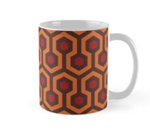 The Shining Carpet Texture Mug