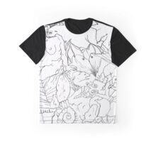 a whirlwind of nature Graphic T-Shirt