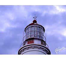 Faro de La Paloma - Rocha - Uruguay Photographic Print