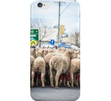 The Parade 2 iPhone Case/Skin
