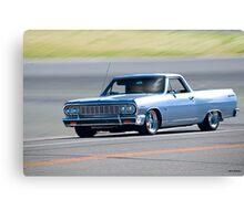 1965 Chevrolet El Camino Canvas Print