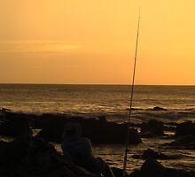 La tranquilidad del Pescador by Ulrich von Cappeln