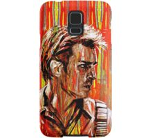 Captain Nathan Malcolm Reynolds Fillion Painting Samsung Galaxy Case/Skin