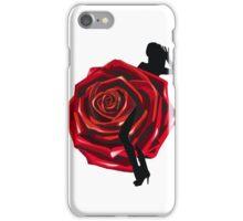 Rose Lady! iPhone Case/Skin