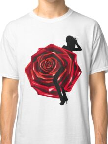 Rose Lady! Classic T-Shirt