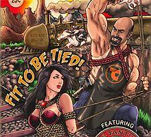 SheVibe Presents M.K. Tantus Exotic Bondage Rope - Cover Art by shevibe