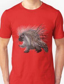 Pretty in Porcupine Unisex T-Shirt