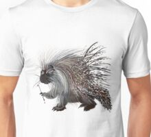 Pretty in Porcupine Unisex T-Shirt