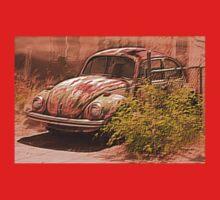 VW rusty-dusty-hot and waiting... 4 U ! One Piece - Short Sleeve