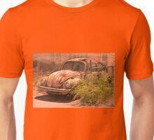 VW rusty-dusty-hot and waiting... 4 U ! Unisex T-Shirt
