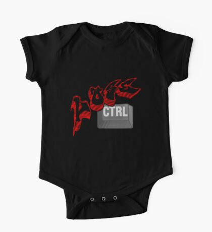 Lose Ctrl  (red) One Piece - Short Sleeve