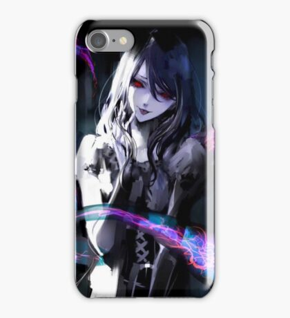 Tokyo Ghoul - Rize iPhone Case/Skin