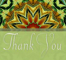 RepsycleArts Thank You Card by webgrrl