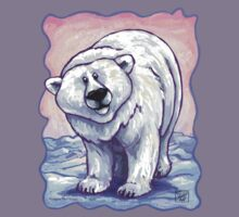Animal Parade Polar Bear Kids Tee