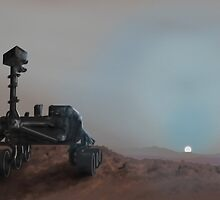 First Year on Mars by Ray Cassel