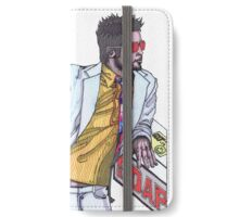 Fight Club #1 Selling Soap iPhone Wallet/Case/Skin