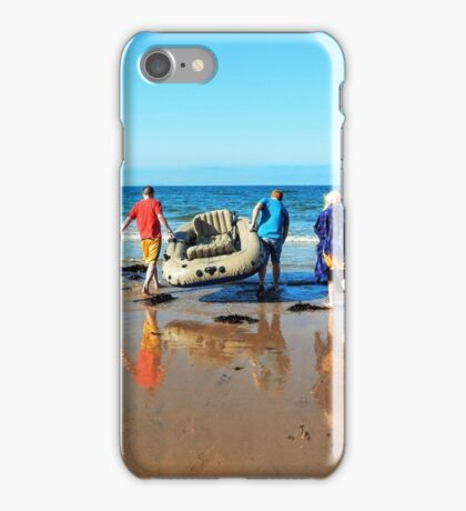 Seaward Ho! iPhone Case/Skin