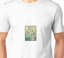 Lavender in Avila Spain Unisex T-Shirt