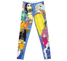 Mirrored universe - Adventure Time Leggings
