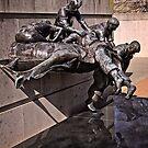 Sculpture in front of the Australian War Memorial (7) by Wolf Sverak