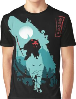 The Forest Protrectress Graphic T-Shirt