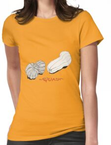 Squash Womens Fitted T-Shirt