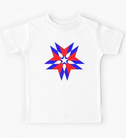 STAR CREST USA Kids Tee