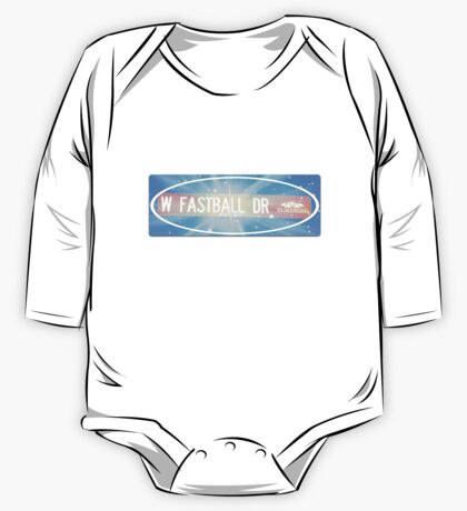 Fastball Drive One Piece - Long Sleeve