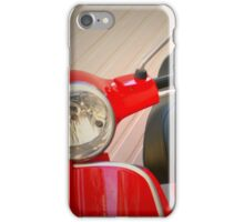 Moped iPhone Case/Skin