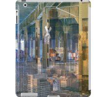 panorama urbain-Chicago-841-2011 iPad Case/Skin