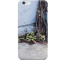 { Corners: where the walls meet #15 } iPhone Case/Skin
