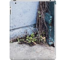 { Corners: where the walls meet #15 } iPad Case/Skin