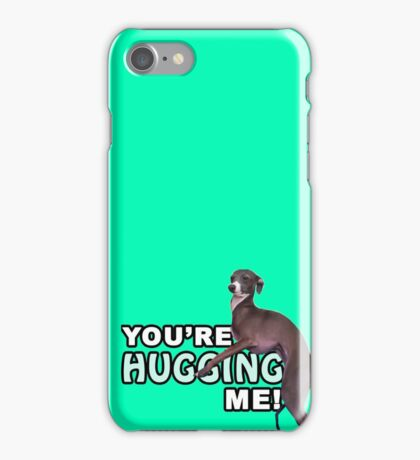 Youre Hugging Me! - Kermit, Jenna Marbles iPhone Case/Skin