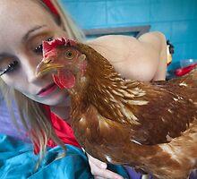 I saw a Crazy Chick. by Glen O'Malley