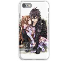 SAO Asuna &  Kirito  iPhone Case/Skin