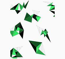 Green Geometric Unisex T-Shirt